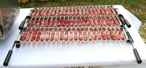 arrosticini caricatori